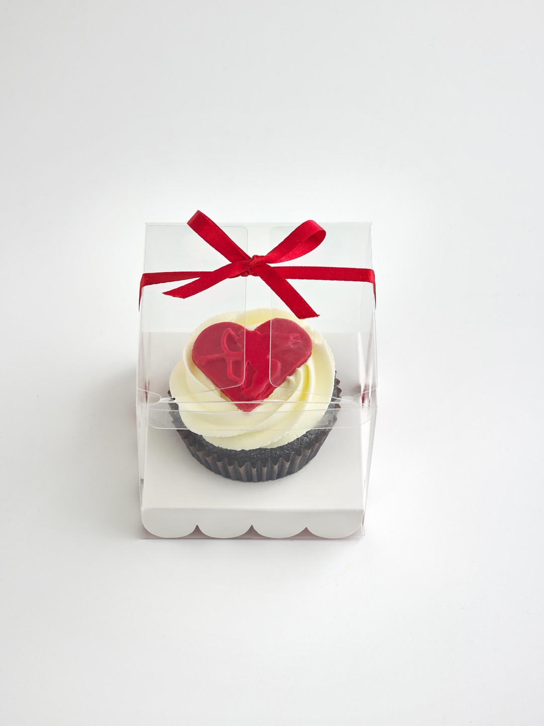 Valentines Day Cupcake