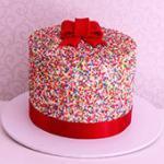 100 & 1000s cake