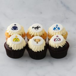 Melbourne Cup Classic Cupcakes