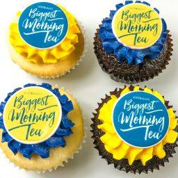 Biggest Morning Tea Cupcakes