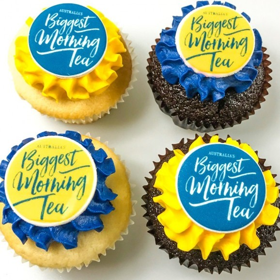 Biggest Morning Tea Cupcakes