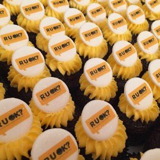 R-U-OK? cupcakes