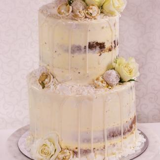 Luxe Blanc Cake