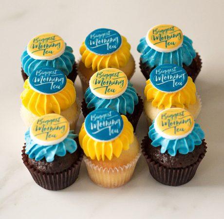 Biggest Morning Tea Cupcakes Sydney