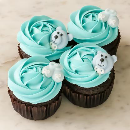 baby shower cupcakes sydney