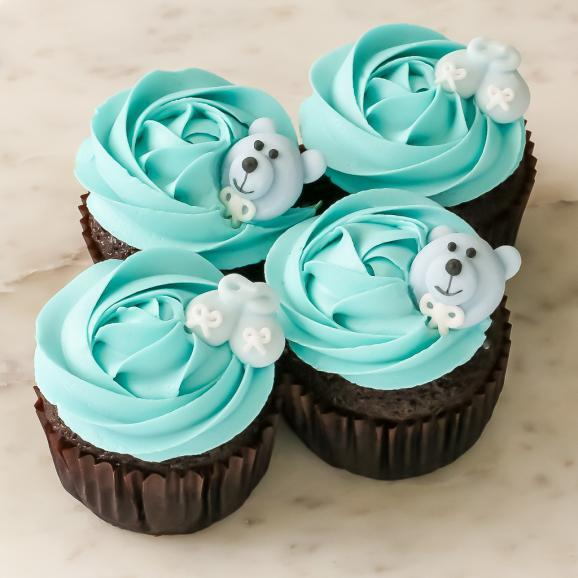 baby shower cupcakes sydney