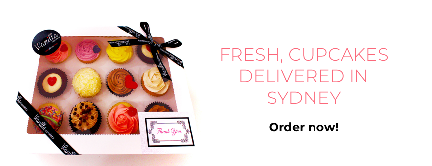 Cupcakes Sydney Delivery