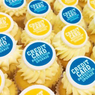 Corporate Logo Cupcakes Sydney