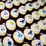 Melbourne Cup Cupcakes