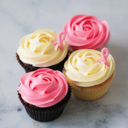 Pink Ribbon Cupcakes Sydney