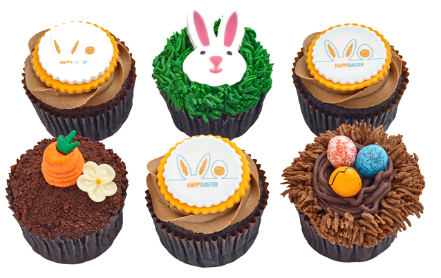 Sydney cupcakes Easter