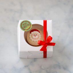 Christmas Gift Cupcake